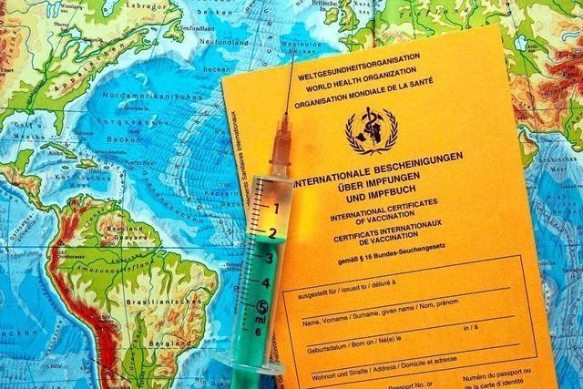 Impfungen sind für viele Reisen Pflicht – welchen Einfluss hat Corona?