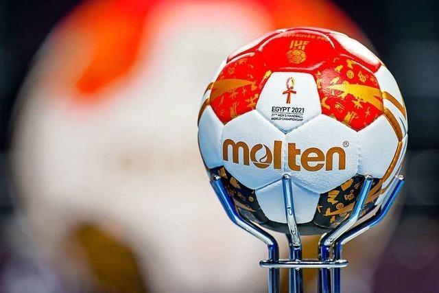 Spiel des Handball-Nationalteams bei der WM gegen Kap Verde abgesagt