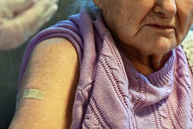 Die Pflegeheime in Elzach und Waldkirch warten auf mobile Impfteams