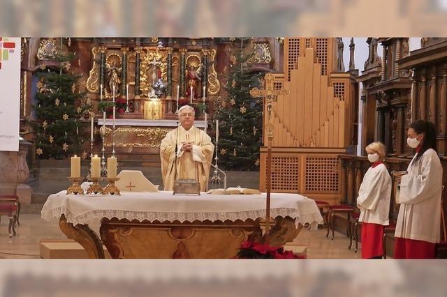 Der heilige Hilarius als Wegweiser zu Jesus Christus