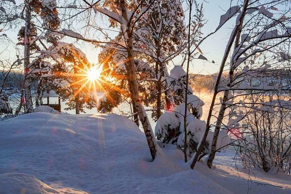 Winterwunderland am und in Schluchsee (Foto: zackosandereseite)