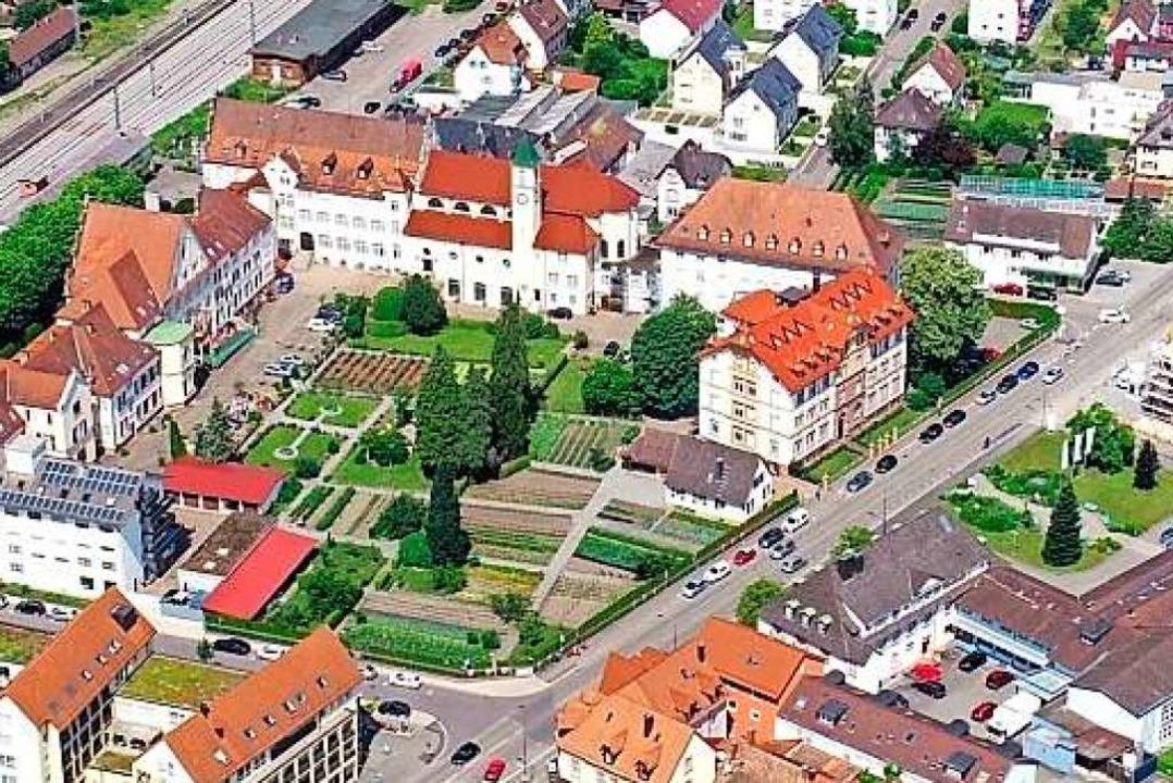 Im idyllischen Gengenbach hat ein Post...ers Markus Schilli für Wirbel gesorgt.  | Foto: stadt