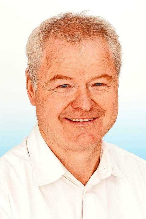 Apotheker und Kreisrat Markus Schilli ...st, wie er der BZ auf Anfrage erklärt.  | Foto: grüne