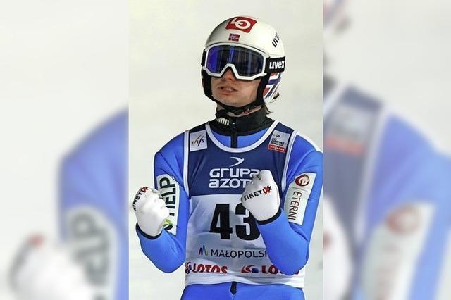 Deutsche Skispringer im Leistungsloch