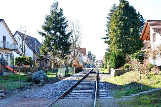 Binzen will die Konsequenzen einer S-Bahn ausloten