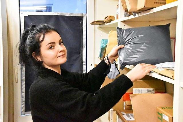 Albanerin Rudina Sharka fand in Rheinfelden eine neue Heimat