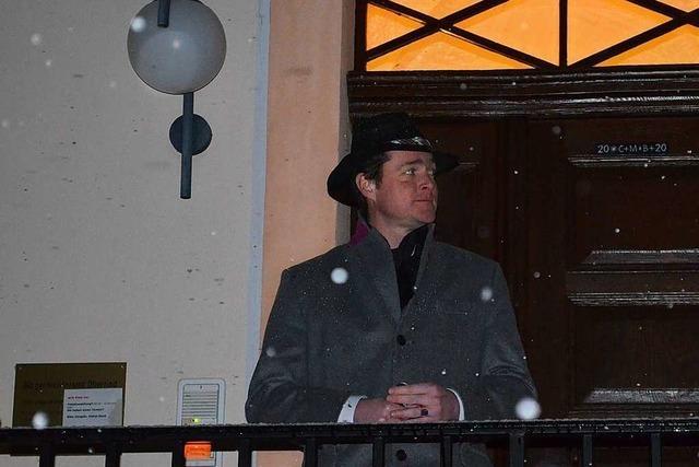 Klaus Vosberg hat als Bürgermeister in Oberried gut Fuß gefasst