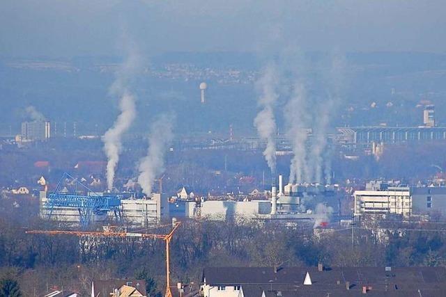Eine grenzüberschreitende Strategie soll die Luft am Oberrhein verbessern