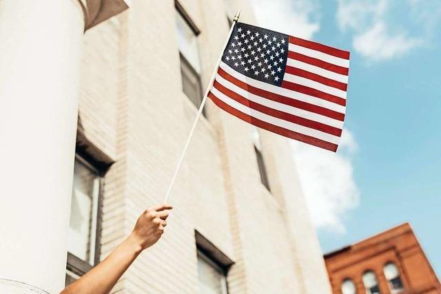 Diese Woche gibt's spannende Talks zu den Themen USA und Verschwörungstheorien