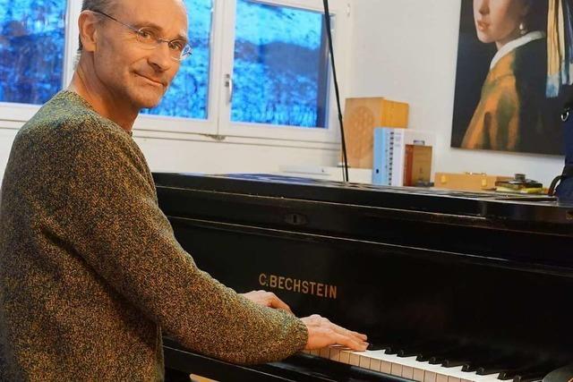 Thomas Klein ist ein Künstler unter den Klavierlehrern