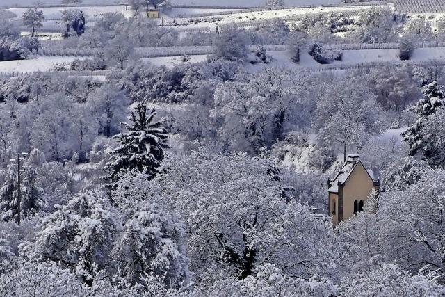 Endlich wieder mal Winter