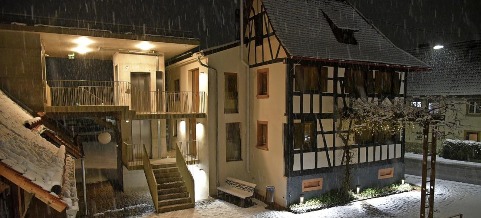 Im derzeit winterlich verschneiten För...cken aus dem Museumsprojekt entdecken.  | Foto: Benedikt Sommer