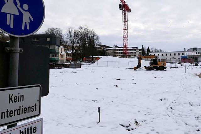 Das geplante Vier-Sterne-Hotel am Kurpark liegt auf Eis