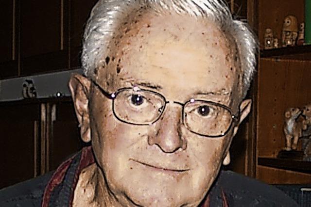 Ein Pionier des Wehrer Luftsports ist gestorben