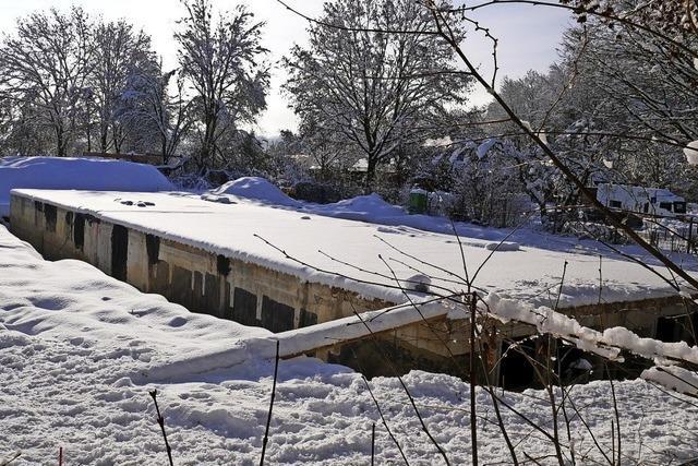 Winterruhe für Kindergarten