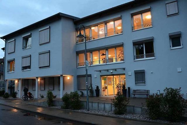Die Corona-Lage im Luise-Klaiber-Haus in Kandern entspannt sich