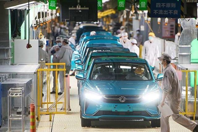 China wächst – das hilft deutschen Firmen