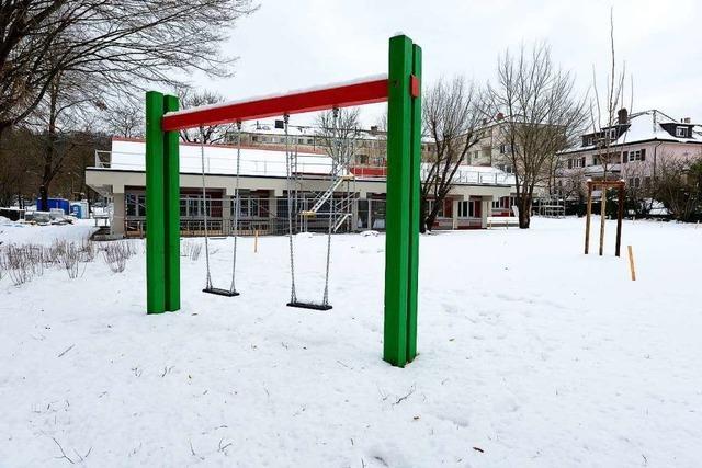 Die Stadt Freiburg investiert 4 Millionen Euro ins Kinderhaus Jonah