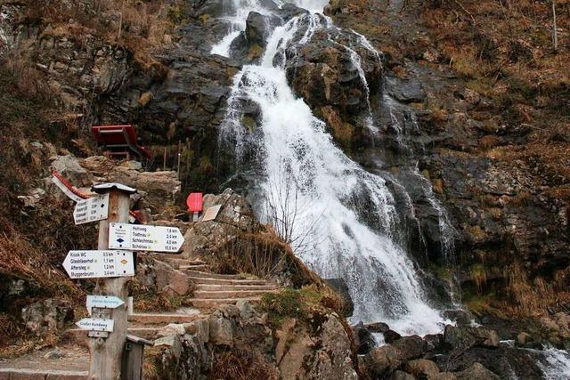 Für die Hängebrücke über den Todtnauer Wasserfall gibt es einen Namensvorschlag