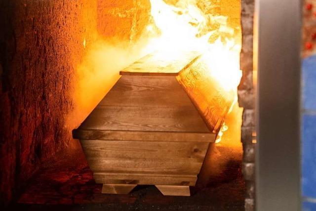 Lörracher Krematorium weist Gerüchte über Überlastung zurück