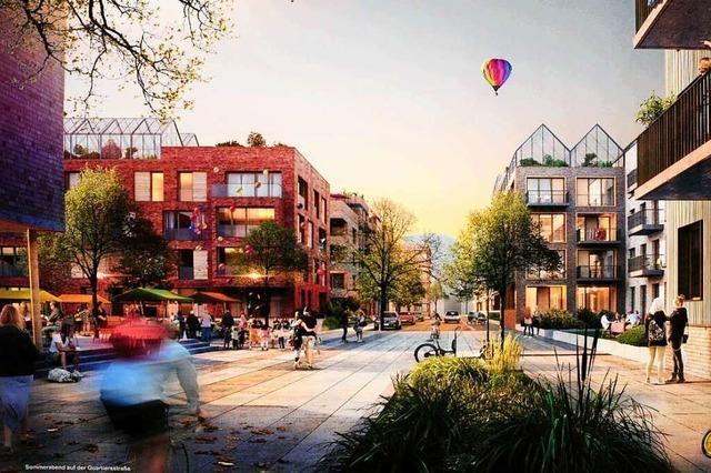 2020 wurden in Freiburg nur 668 Wohnungen genehmigt