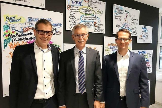 Freiburger Pharmafirma feiert Jubiläum mit einer Riesenspende