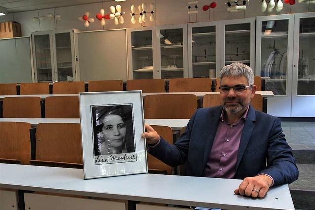 Warum das Gymnasium in Grenzach-Wyhlen nach Lise-Meitner benannt ist