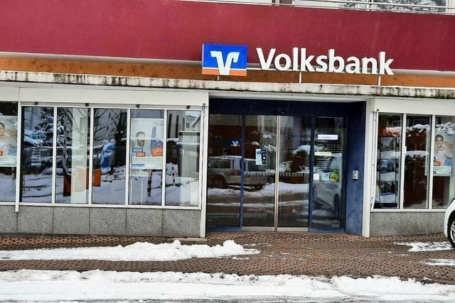 Die Volksbank eröffnet keine neue Filiale in Gundelfingen