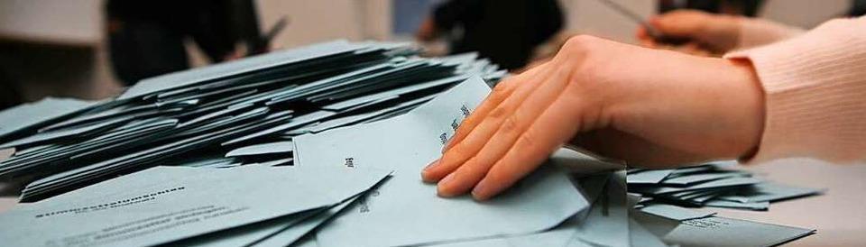 Landtagswahl 2021 im Wahlkreis Lahr