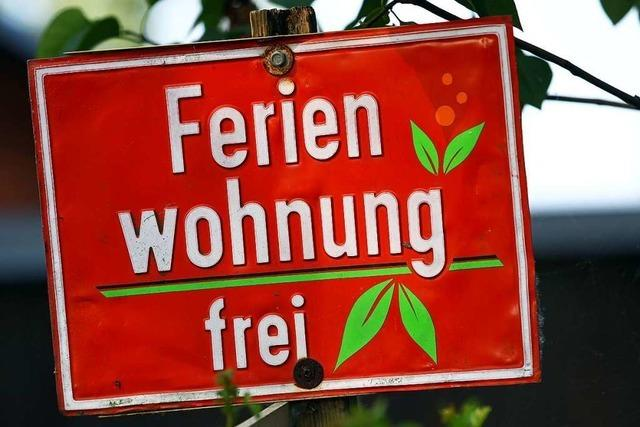 Wie viele Ferienwohnungen sind in Kappel-Grafenhausen erlaubt?