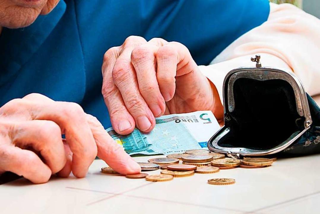 Ein unbekannter Dieb hat einer Bewohne... den Geldbeutel gestohlen. Symbolbild.  | Foto: Alexander Raths  (stock.adobe.com)