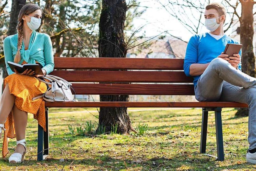 Was hilft gegen Lockdown-Frust? Sozial...empfiehlt Psychologe Ralph Schliewenz.  | Foto: Kzenon  (stock.adobe.com)