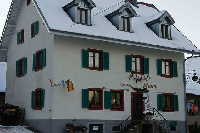Gasthaus Maien in Malsburg-Marzell soll wiederbelebt werden