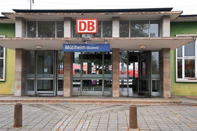 Privater Investor schlägt Kauf und Vermietung des Müllheimer Bahnhofs vor