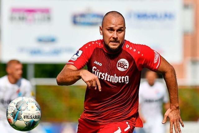 Der lange Weg von Santiago Fischer zum Toptorjäger der Regionalliga