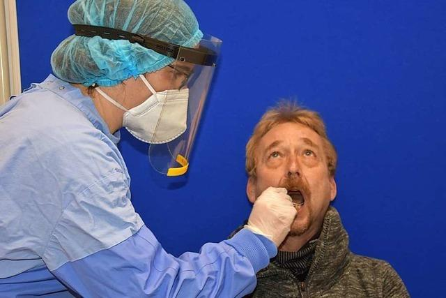 Pflegedienst bietet in Gundelfingen jetzt auch Corona-Schnelltests an