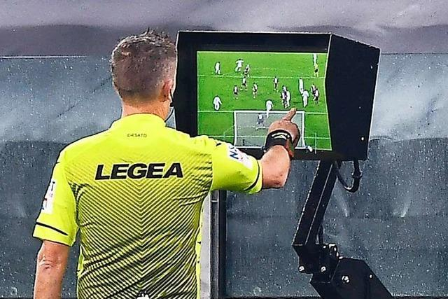 Kommt der Videobeweis auch im Amateurfußball?