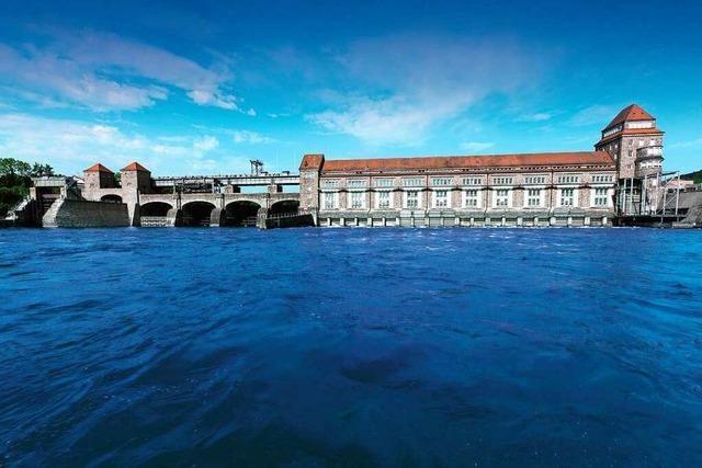 Wasserkraft liefert saubere Energie