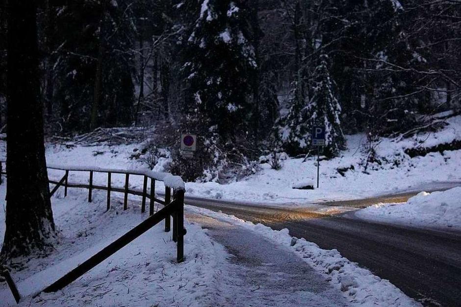Gruselige Orte aus dem Landkreis Emmendingen, die uns unsere Leserinnen und Leser geschickt haben. (Foto: Nicole Stadnik)