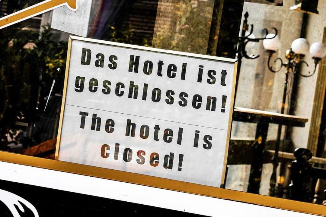 Auch im Hochschwarzwald sind nach wie ...wohnungen und Restaurants geschlossen.  | Foto: blende11.photo  (stock.adobe.com)