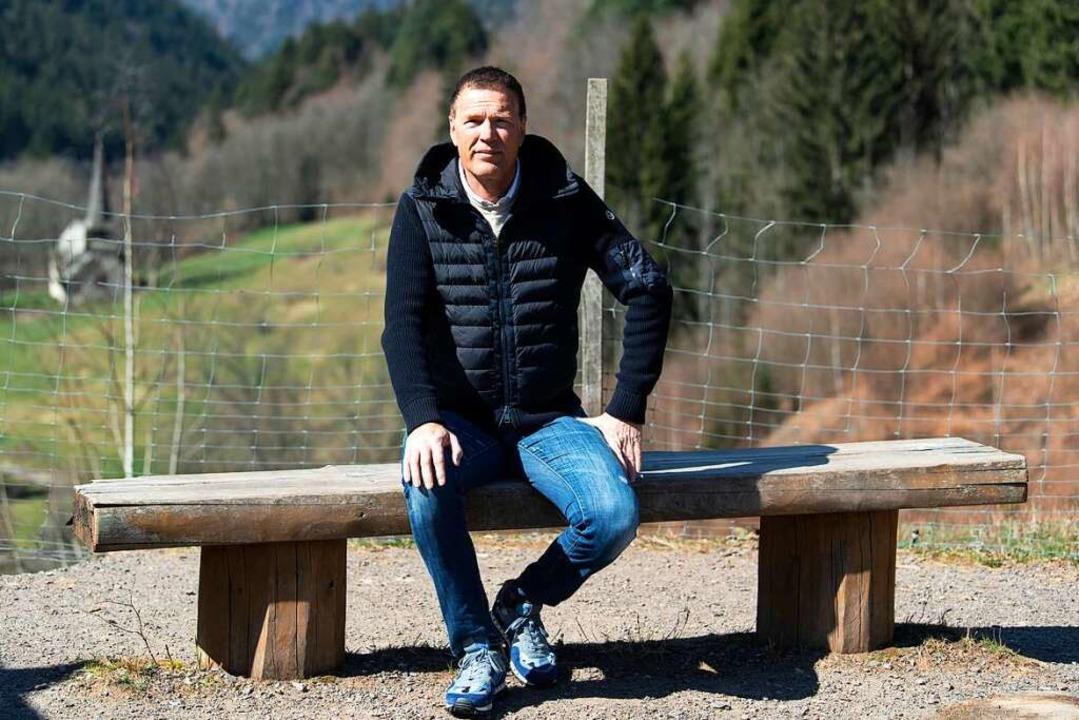 Thomas Rudolph ist seit 2008 Geschäftsführer der HTG.  | Foto: Patrick Seeger (dpa)