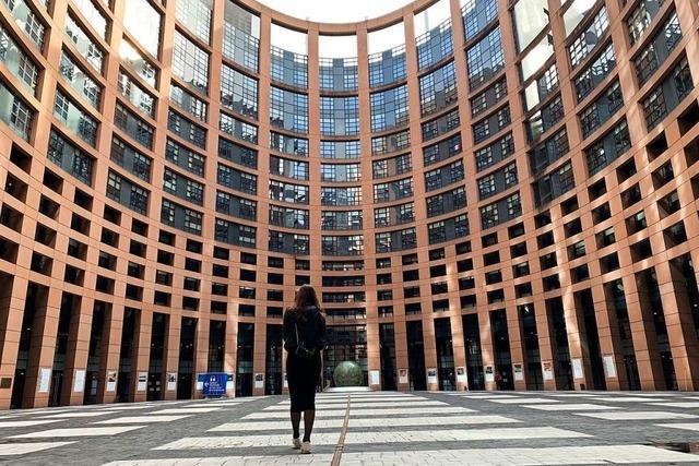 Ortenauer Landrat kämpft für Erhalt des EU-Parlaments in Straßburg