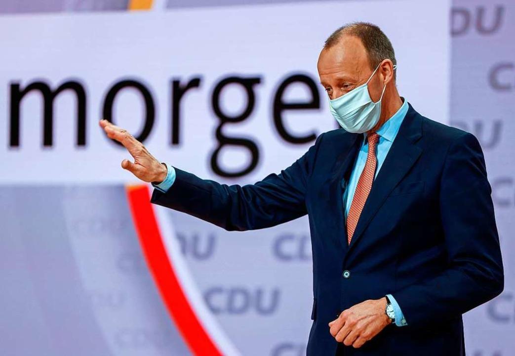 Friedrich Merz  | Foto: ODD ANDERSEN (AFP)