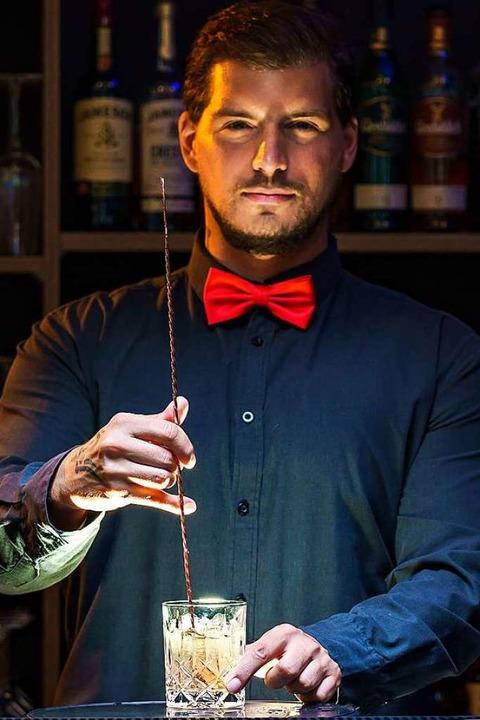 Die Profis der Black Forest Bar Academy geben Expertentipps.    Foto: Valentin Behringer (Gutmann Media)