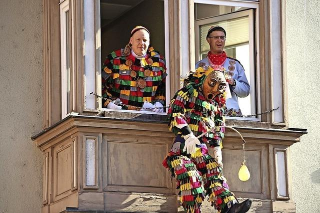 Der venezianische Karneval bietet das närrische Vorbild