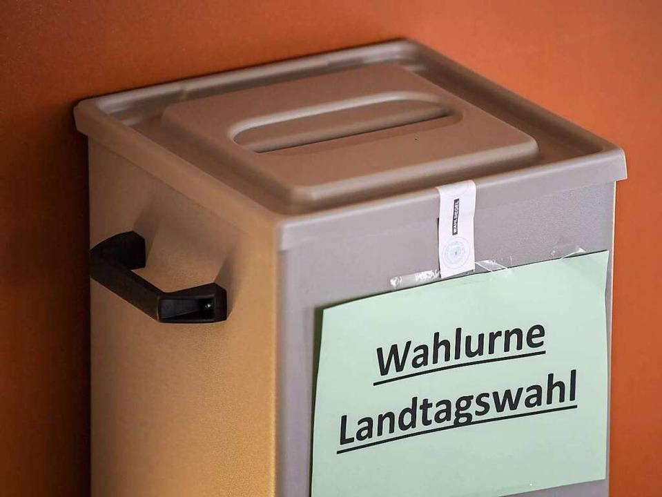 Es sind noch siebeneinhalb Wochen bis zur Landtagswahl in Baden-Württemberg.    Foto: Patrick Pleul (dpa)