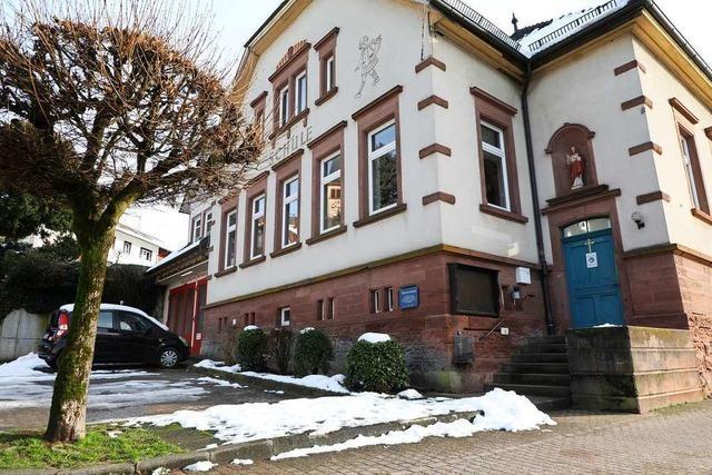 Die Gemeinde Schuttertal nimmt weniger Kredit auf