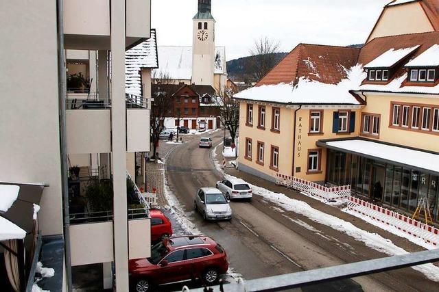 Die Neugestaltung der Ortsmitte bleibt das bestimmende Projekt in Seelbach