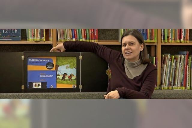 Die Stadtbibliothek verbessert Technik und Ausleihe
