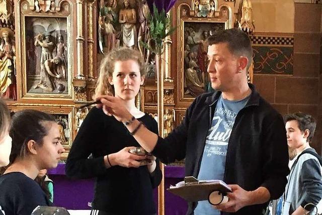 Der schwierige Job eines Pfarrers am nördlichen Kaiserstuhl